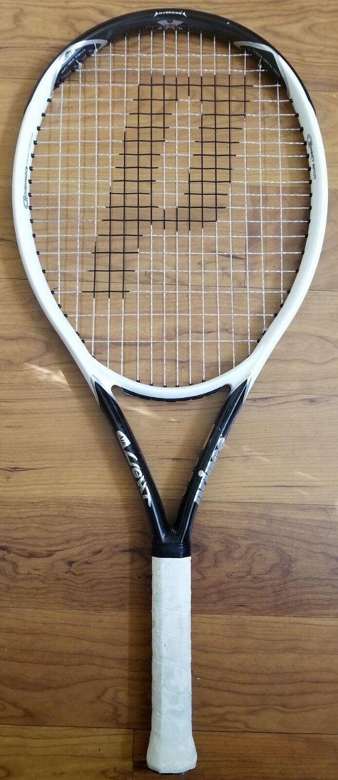Luz de aire triple amenaza Prince Tenis Raqueta Raqueta Raqueta Agarre Talla 3 4 3 8  32c797