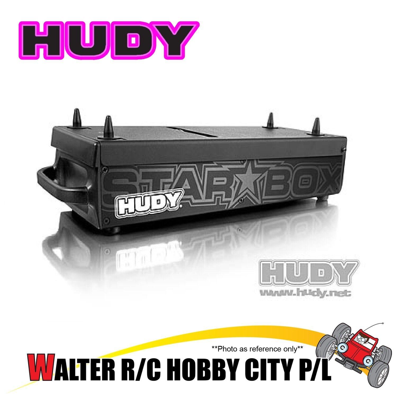 HUDY 104500 1 8th Off-Road Starter Box