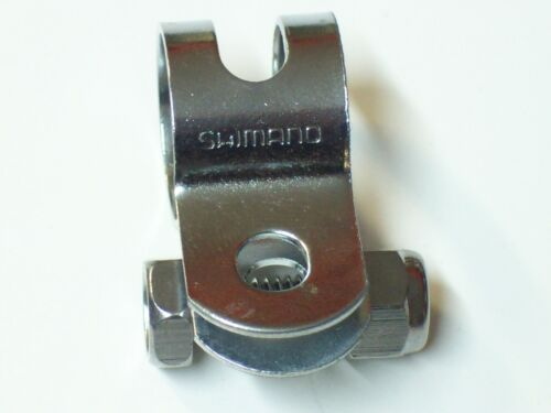 "Original SHIMANO Schelle  11//16/""=17,5 mm verchromt Nabenschaltung Rücktritt"