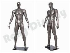 Male Mannequin Muscular Football Player Dress Form Display Mc Brady03