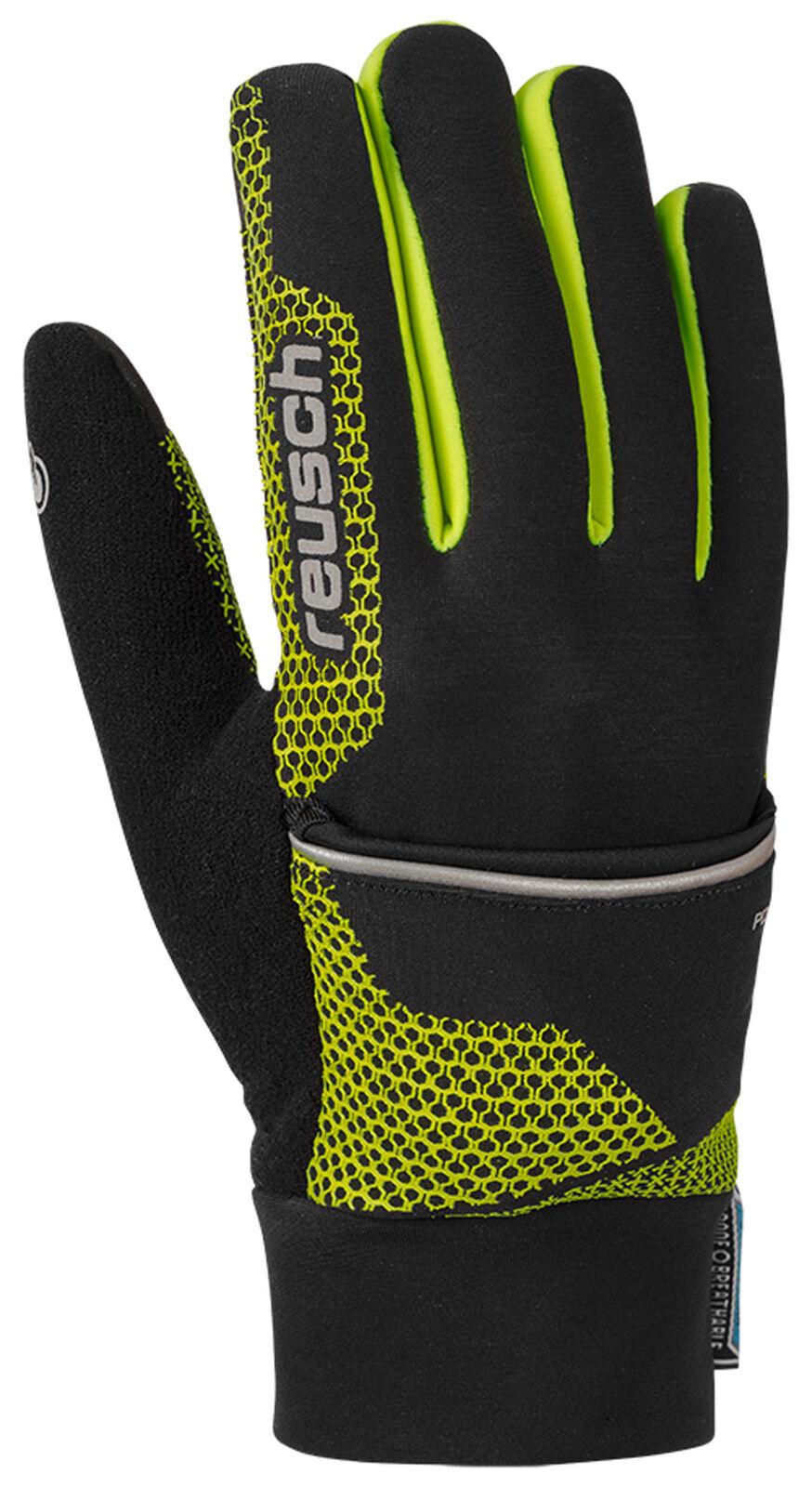 Reusch Reusch Reusch TERRO STORMBLOXX™  Unisex Handschuhe Fingerhandschuh d38017