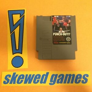 Mike-Tysons-Punch-Out-Cart-Only-NES-Nintendo