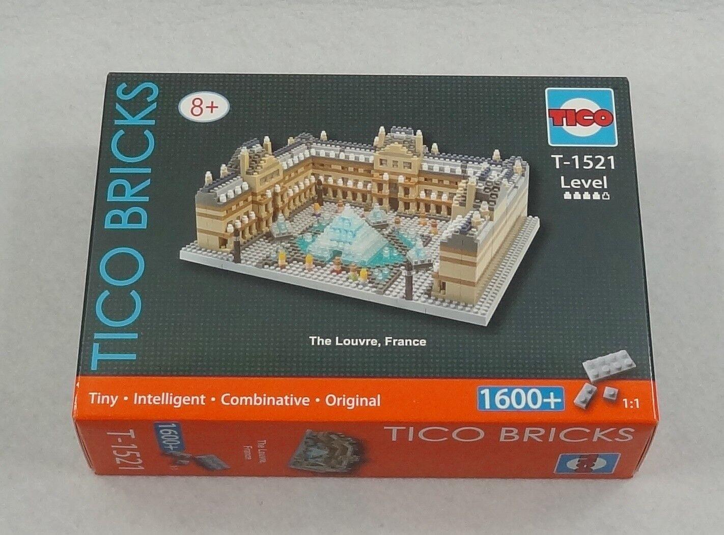 TICO T -1521 Louvren