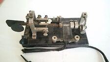 1920 Vibroplex Key Bug Morse Code Telegraph Key Antique C MY OTHER HAM RADIO