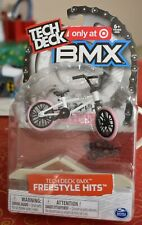 Tech Deck Bmx Freestyle Hits Finger Bike Cult For Sale Online Ebay