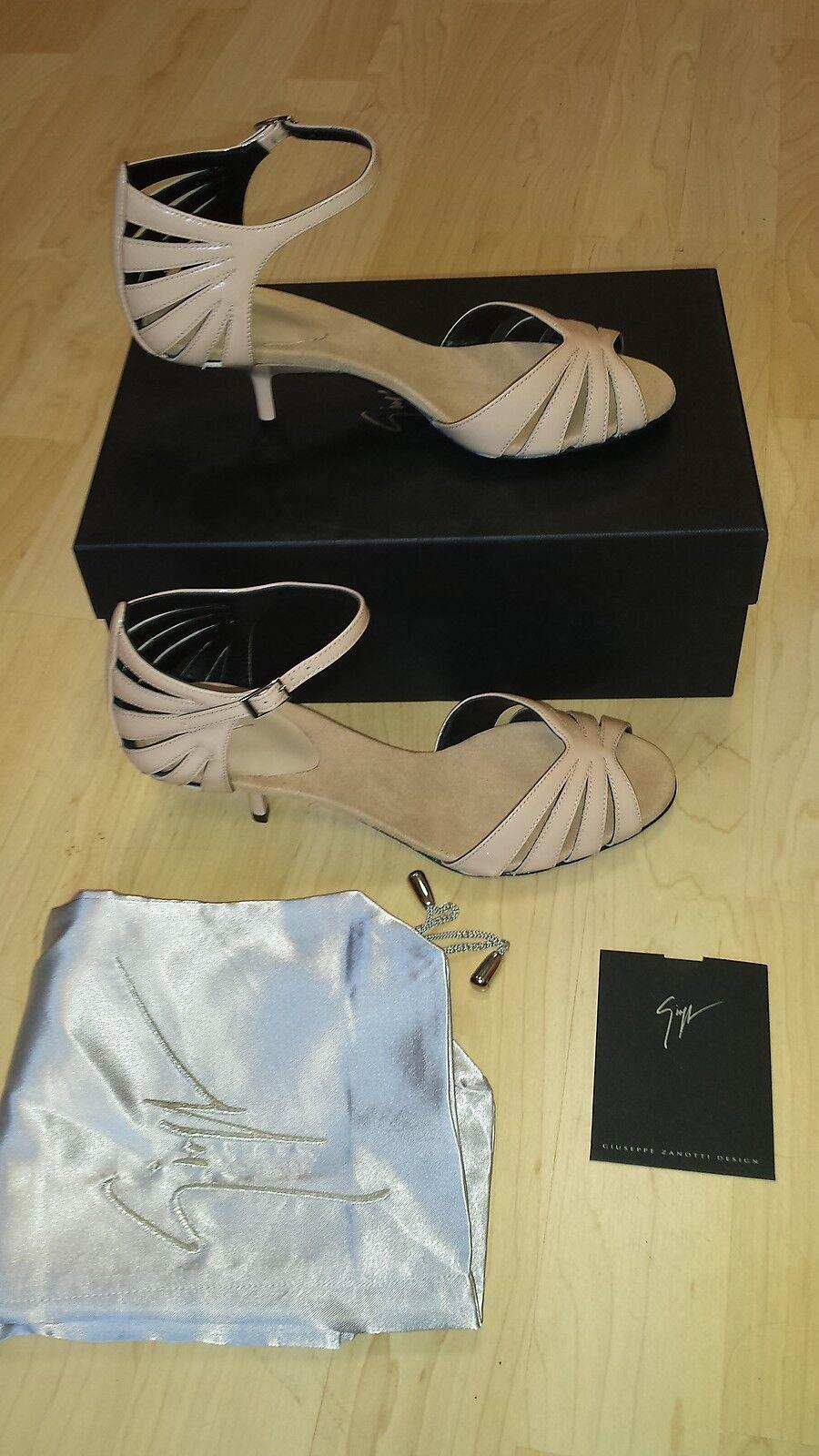 Authentique sandale à talon Giuseppe Zanotti Design E30219 valeur  *NEUF*