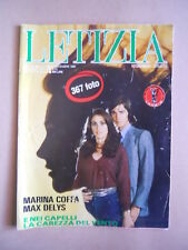 LETIZIA n°411 1980  Rivista Fotoromanzi  [C68]