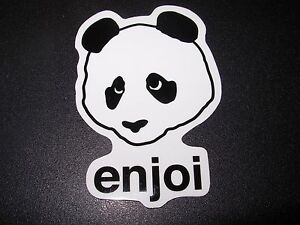 enjoi panda
