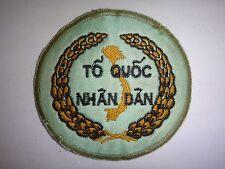 Vietnam War Patch South VN RURAL DEVELOPMENT CADRE Luc Luong Xay Dung Nong Thon