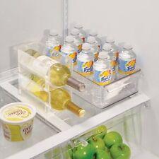 Wine Bottle Holder Fridge Organsier Storage Case Space Rack Binz Refrigerator