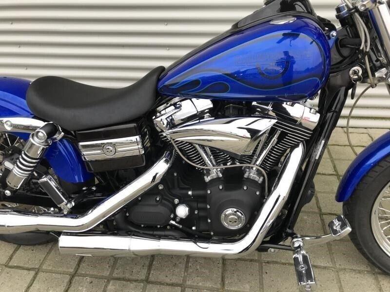 Harley-Davidson, FXDB Dyna Street Bob, ccm 1450
