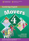 Cambridge Young Learners English Tests Movers 4 Student's Book: Examination Papers from the University of Cambridge ESOL Examinations by Cambridge ESOL (Paperback, 2007)