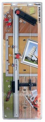 Lineal-System Line Master Universalset 10-tlg. Präzisionslineal 120 cm