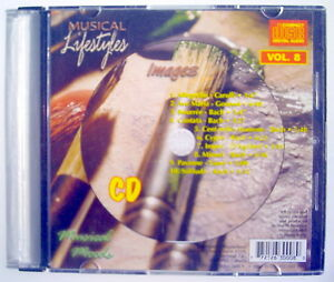 2003-039-S-COMPACT-DISC-MUSICAL-LIFESTYLES-IMAGES-MUSICAL-MOODS-VOL-8-BACH-ETC