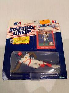 1988 VINCE COLEMAN Starting Lineup SLU Figure St LOUIS CARDINALS Toy's R Us F21