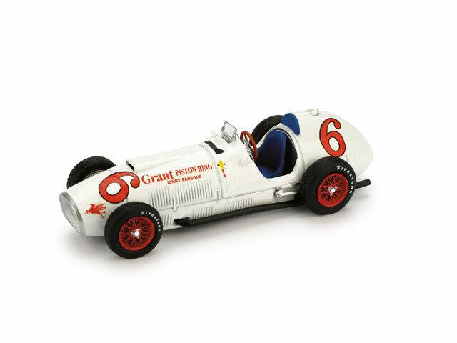 Ferrari 375 J. Parsons 1952 Prove Indianapolis 1 43 Model R168 BRUMM