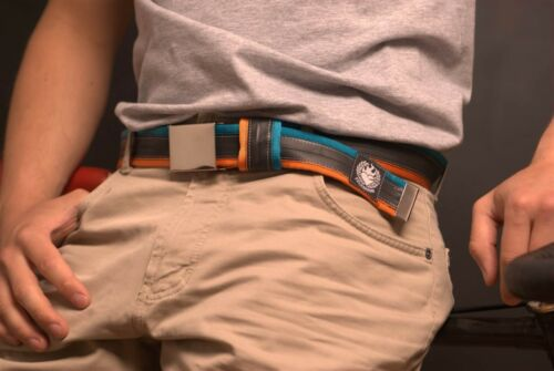FREE BAG in 3 Colors MENS GIFT BELT for Birthday FREE DELIVERY