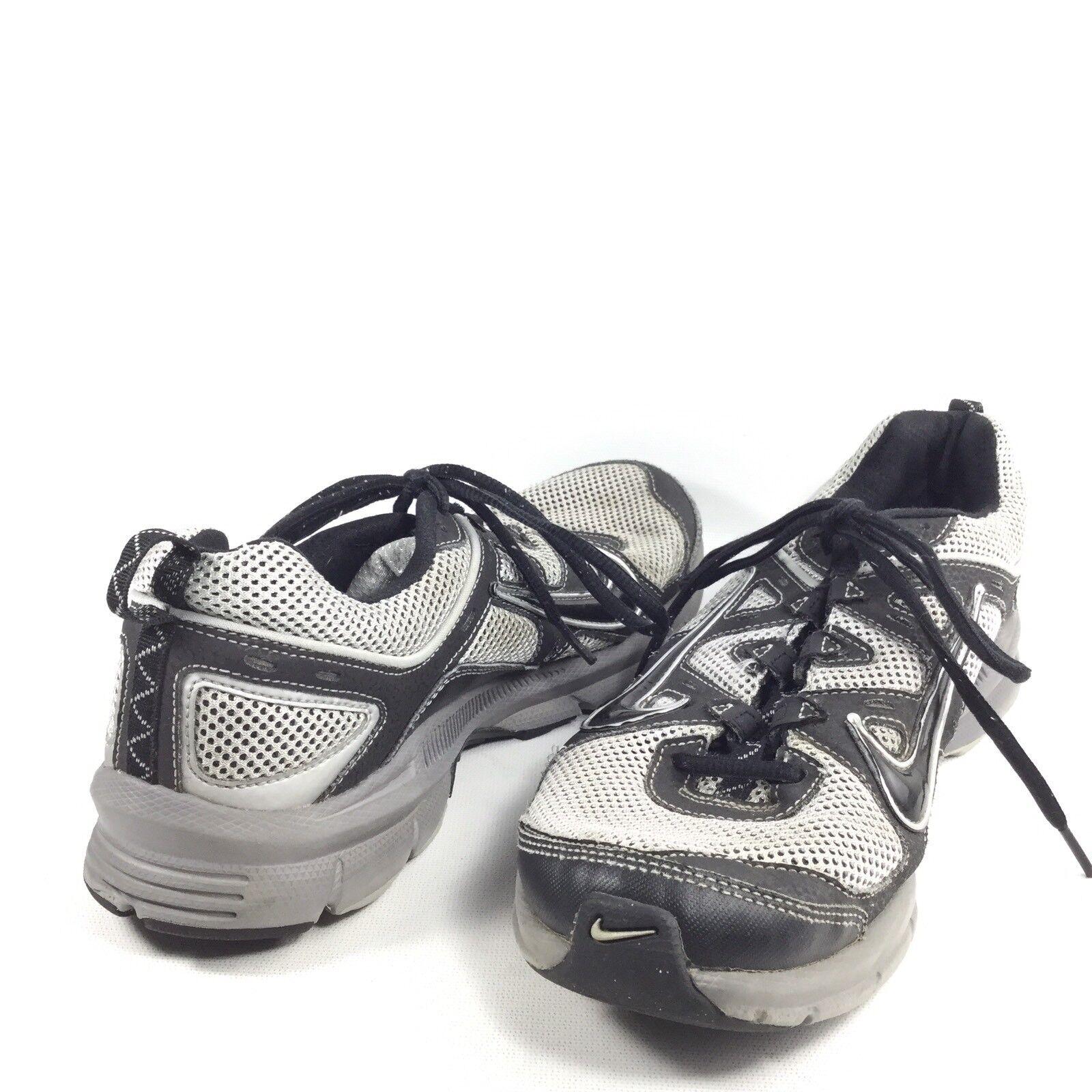 Nike graue alford 9 männer größe 11 m schwarz / graue Nike running schuhe 0c1954