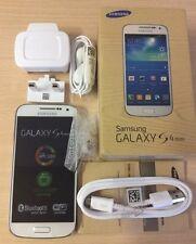 NUOVO SAMSUNG GALAXY 8gb Sbloccato s4 Mini LTE 4g smartphone NFC-Bianco Edizione
