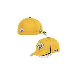Image is loading NFL-Pittsburgh-Steelers-Super-Bowl-Draft-Hat-Cap- fa0fcfeb400