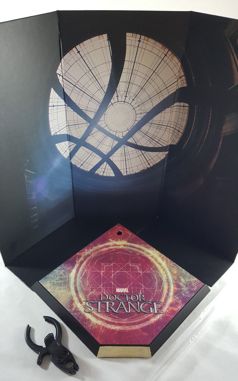 Genuine MMS387 Hot Toys Marvel 1:6 Dr Strange action Figure's stand base diorama