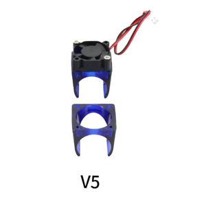 30-30-12V-Plastic-Cooling-For-V6-V5-Extruder-3D-Printer-Fan-with-Blue-Case-Cover