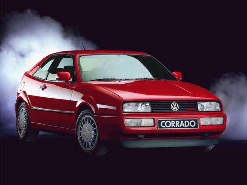 CORRADO /& VR6 Workshop Repair Service Manual 1988 TO 1995 CD ROM