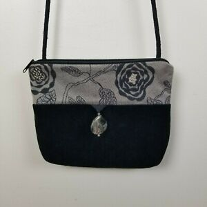 L-O-039-Neill-Design-Crossbody-Bag-Floral-amp-Leaves