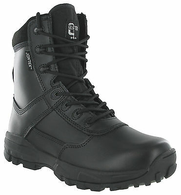 Grafters Combat Boots Waterproof Non Metal Lightweight Lined 8 Inch Mens UK 5-12