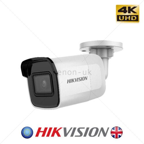 Hikvision DS-2CD2085G1-I 2.8mm 8MP 4K H.265 Cámara De Red De Bala De Seguridad