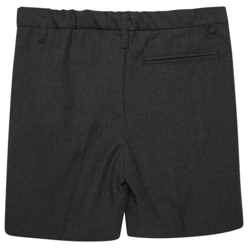 Boys School Shorts Grey Charcoal Grey School wear School Uniform