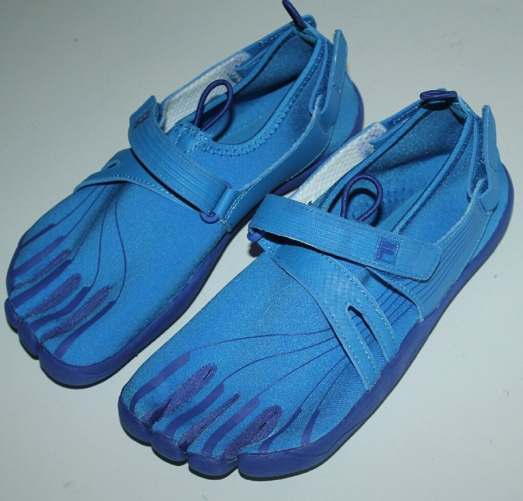 FILA  BLUE/PUPLE BAREFOOT SHOES Price reduction The latest discount shoes for men and women