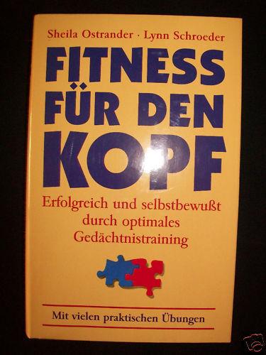 Fitness für den Kopf  Sheila Ostrander, Lynn Schroeder