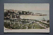 R&L Postcard: Broadstairs Bay Kent, JWS J Welch