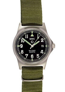 Offer Up San Diego >> Official MWC G10LM Watch Olive Green Strap 50m Water Proof Military Quartz G1098 | eBay