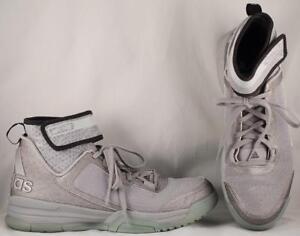 43 3 1 basketbalschoenen heren9 Adidas Techfit zilvergrijze Uk 5 Eur 9 Licht b7g6vIYyf