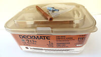 Deckmate 9 X 3 Star Drive Composite Deck Screws T-20 Star Free Driver Bit