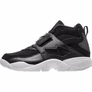 Nike Air Diamond Turf # 309434 014 Deion Sanders 2017 Black Men SZ 7.5 - 13 !