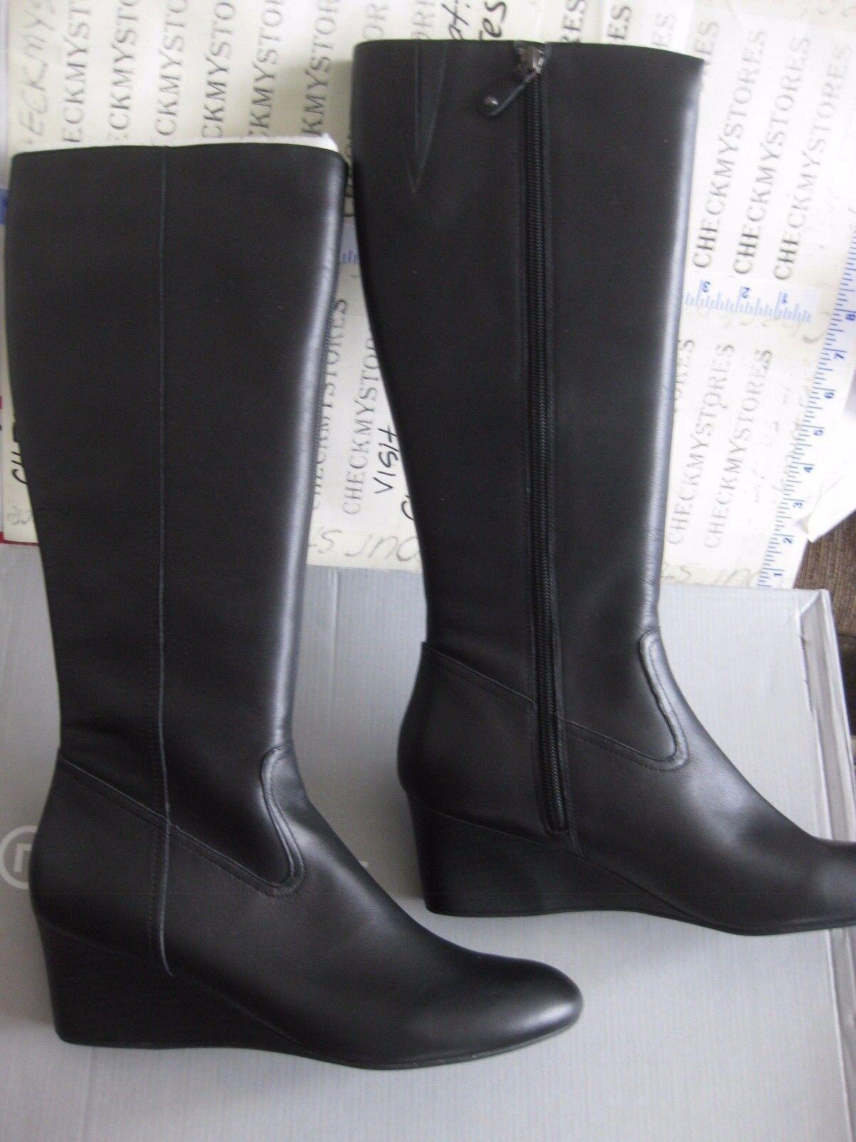 Nuevo En Caja  170 Rockport botas para mujer mujer mujer alto K71602 alisanna Cuero Adiprene  compra en línea hoy