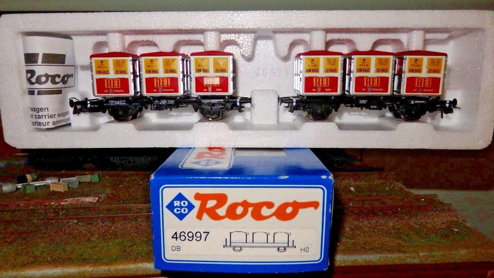 ROCO 46997 Doppelw.Bts 51 +REI Behä.  DB
