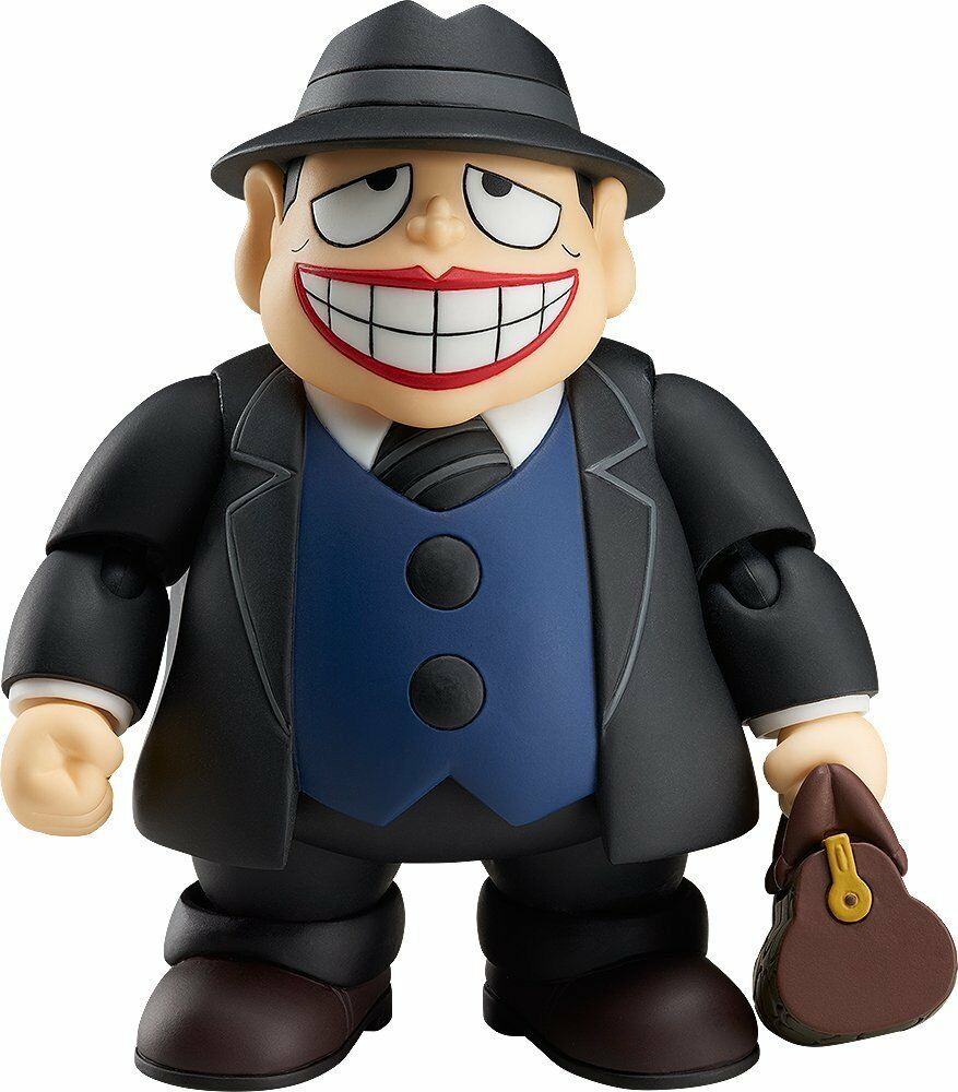 FREEing The Laughing Salesman New Moguro Fukuzou figma Action Figure