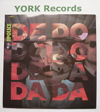 "POLICE - De Do Do Do De Da Da Da - Excellent Condition 7"" Single A&M AMS 7578"
