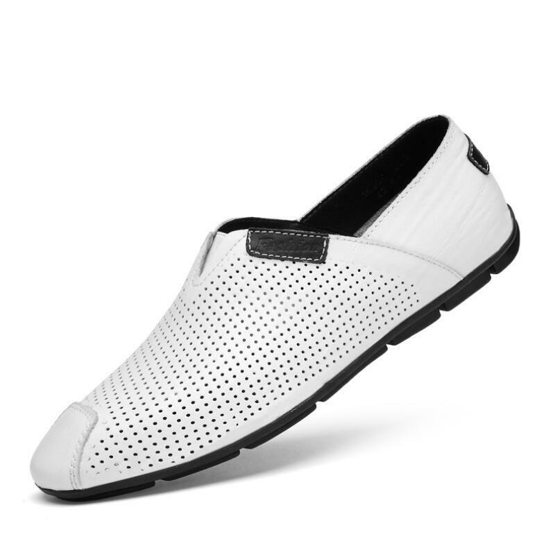 Espandrilles Herremode Driving Loafers Kunstleder Halbschuhe Flache Driving Herremode Schuhe Mode 1c949e