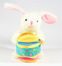 Stuffed animals Bunny with pocket with zipper