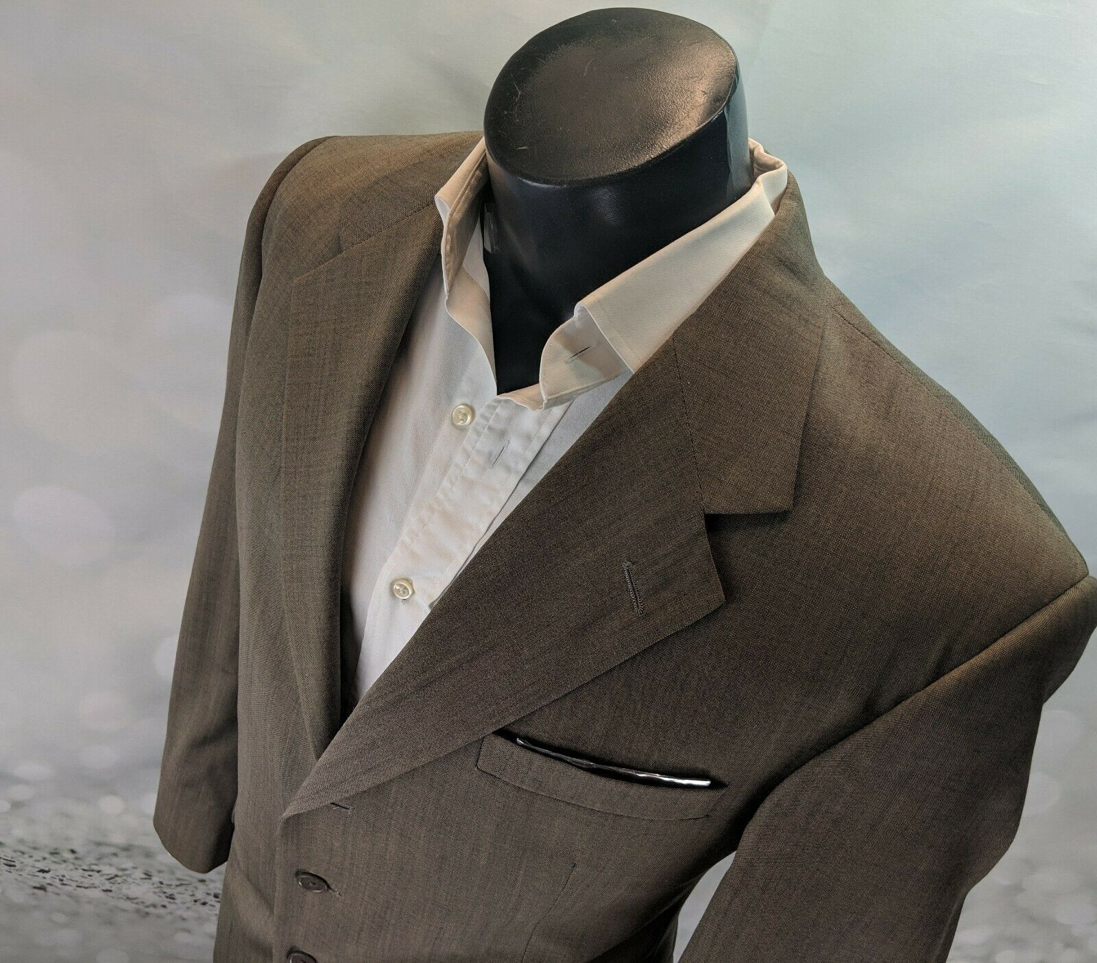 Tallia men Modern Men's blazer 42S Short 100% wool Msrp  Pollino
