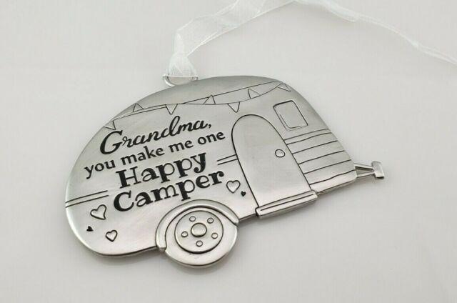 Ganz Ride Camper Ornament You Make Me a Happy Camper