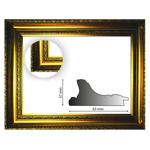 Barockrahmen gold fein verziert 336 ORO verschiedene Varianten