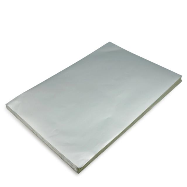 PET Waterproof Sticker Paper Matt Silver Labels A4 Size 20 PCS Inkjet  Printer
