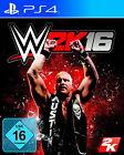 WWE 2K16 (Sony PlayStation 4, 2015)