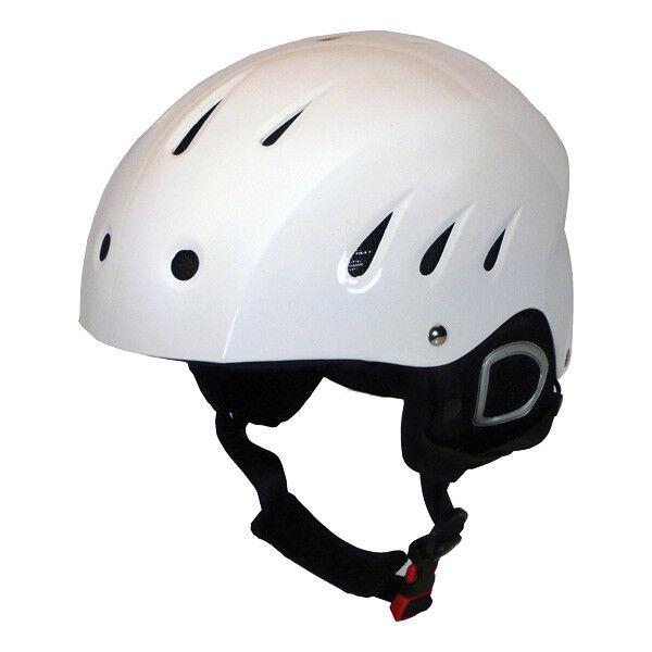 Manbi. Ski helmet. Jam. White. Large 59 60cm